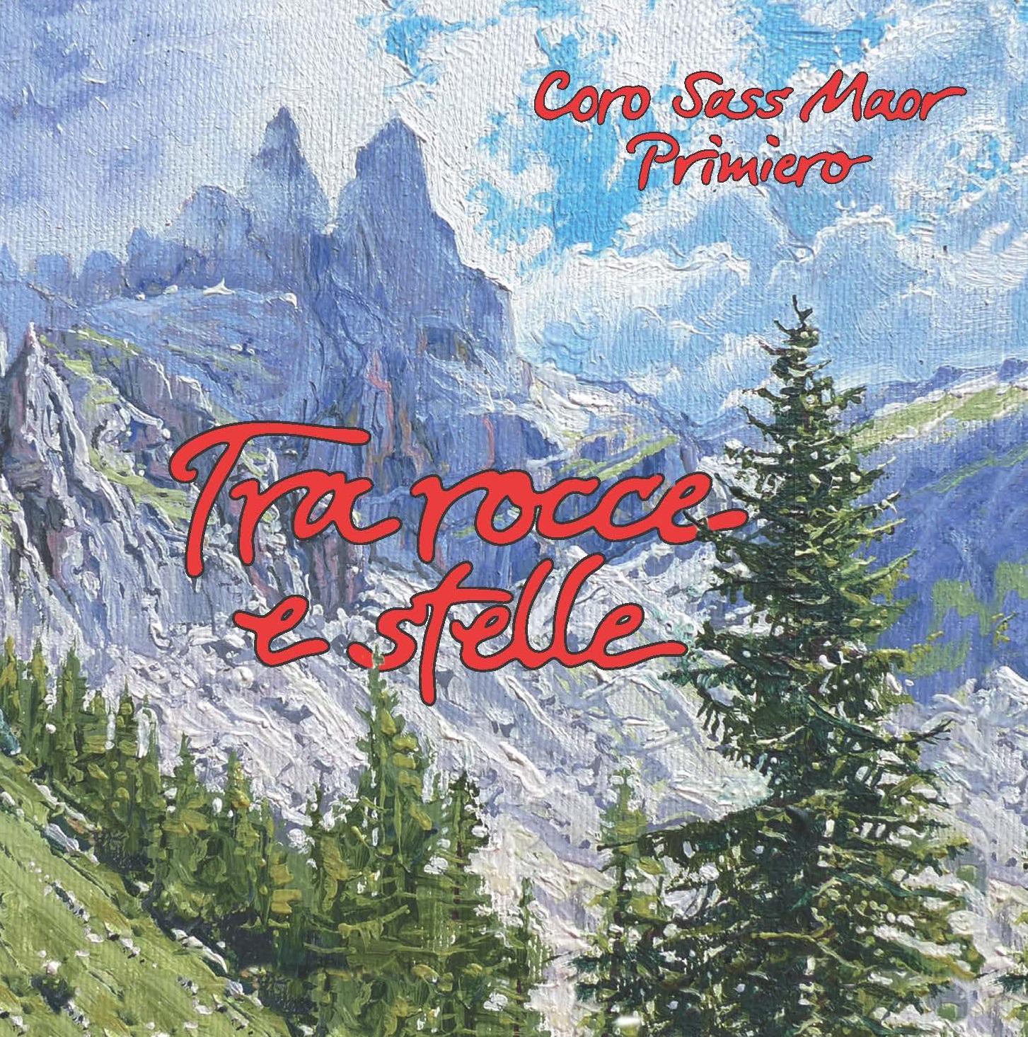 Tra rocce e stelle - copertina