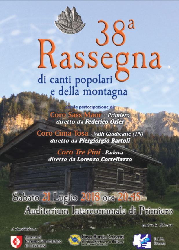Rassegna 2018